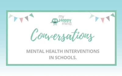 Mental health interventions in schools – In or Out?