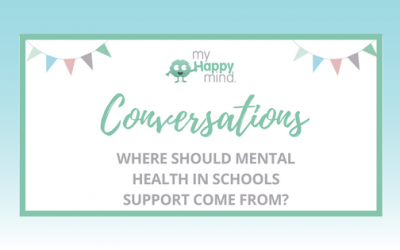 Where should mental health support for schools come from?!