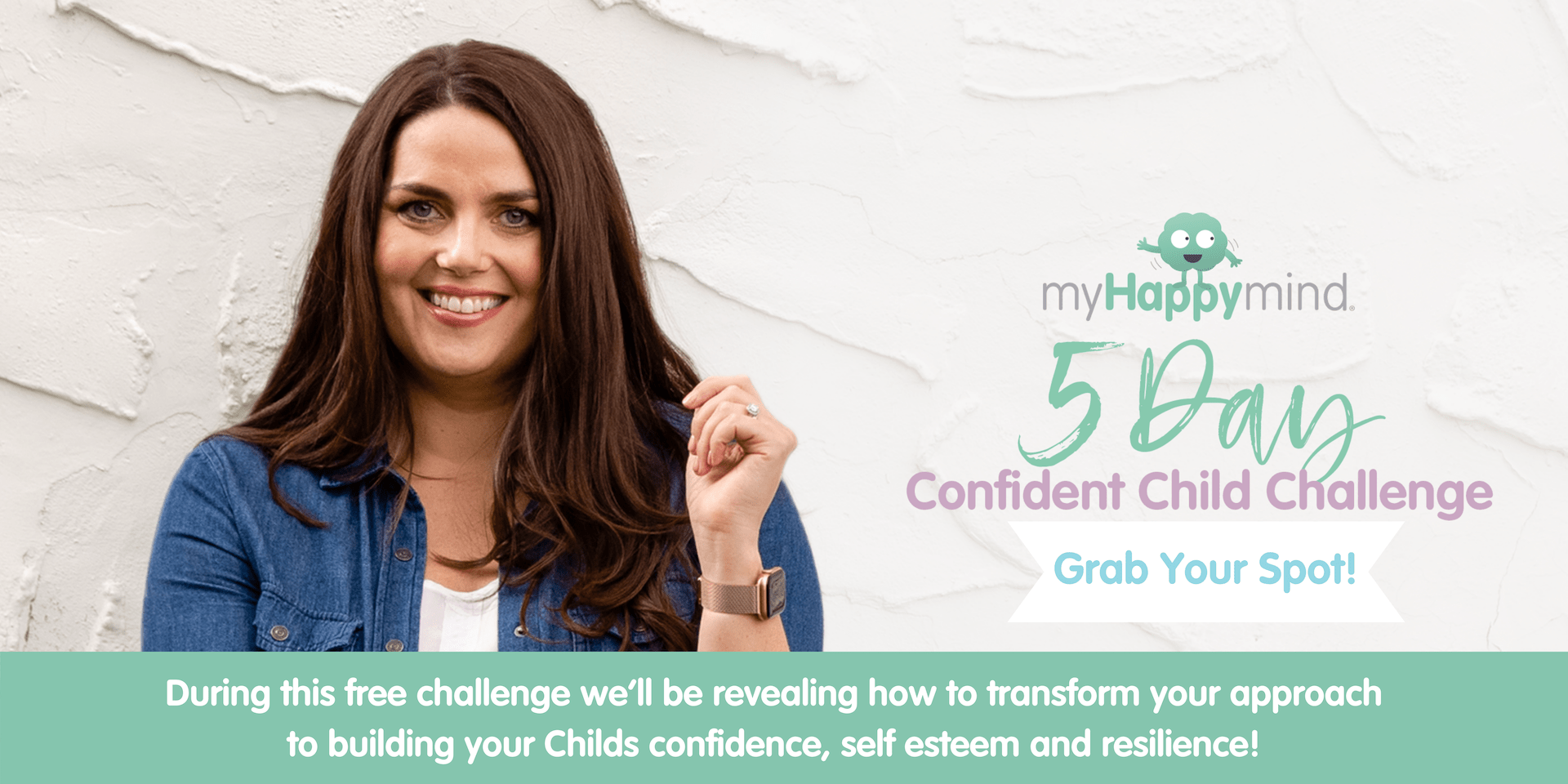 5 Day Confident Child Challenge
